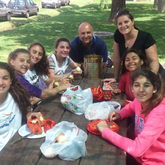 Vida del ARE - 2014 Camping