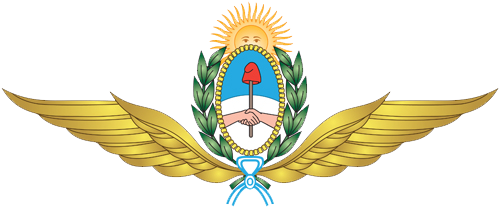 Logo Fuerza Aérea Argentina